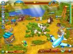Скриншоты к игре Веселая ферма 4