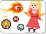 Бесплатно скачать игру Огонек Прыг-скок - Аркады и экшн - Казуальные мини-игры - Браузерные, казуальные, онлайновые, компьютерные и мини-игры