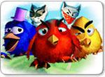 Бесплатно скачать игру Птичий переполох - Три в ряд / шарики - Казуальные мини-игры - Браузерные, казуальные, онлайновые, компьютерные и мини-игры