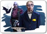 Бесплатно скачать игру Замок с вампирами - Квесты и поиск предметов - Казуальные мини-игры - Браузерные, казуальные, онлайновые, компьютерные и мини-игры