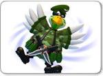 Бесплатно скачать игру Вторжение кур 5: Темный клюв - Аркады и экшн - Казуальные мини-игры - Браузерные, казуальные, онлайновые, компьютерные и мини-игры