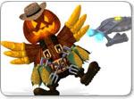 Бесплатно скачать игру Вторжение кур 5: Темный клюв (Halloween Edition) - Аркады и экшн - Казуальные мини-игры - Браузерные, казуальные, онлайновые, компьютерные и мини-игры