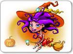 Бесплатно скачать игру Спасите Хэллоуин: Город ведьм - Три в ряд / шарики - Казуальные мини-игры - Браузерные, казуальные, онлайновые, компьютерные и мини-игры