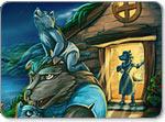 Бесплатно скачать игру Маджонг: Волчьи истории - Логические и головоломки - Казуальные мини-игры - Браузерные, казуальные, онлайновые, компьютерные и мини-игры