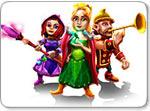 Бесплатно скачать игру Сад гномов - Стратегии и бизнес - Казуальные мини-игры - Браузерные, казуальные, онлайновые, компьютерные и мини-игры