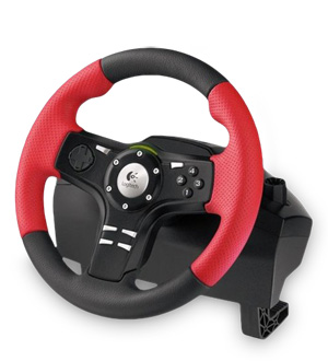 купить руль Logitech Formula Force EX